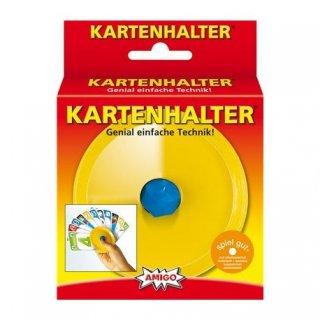 Spielkartenhalter AMIGO gelb