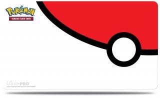 Ultra Pro: Playmat Pokemon Pokeball