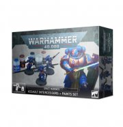 Warhammer 40.000: Space Marine Assault Intercessors +...
