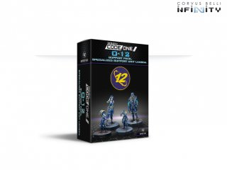 Corvus Belli: Infinity - O-12 Support Pack, Specialized Support Unit Lambda