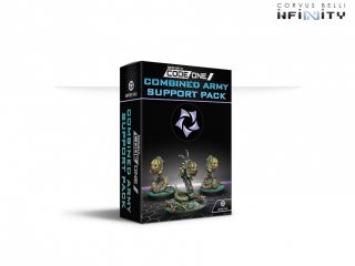 Corvus Belli: Infinity - Combined Army Support Pack
