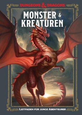 D&D: Monster & Kreaturen - Leitfaden für junge Abenteurer (DE)
