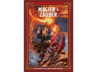 D&D: Magier & Zauberer - Leitfaden für junge Abenteurer (DE)