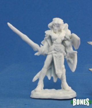 Dark Heaven Bones - Aviriel, Female Elf