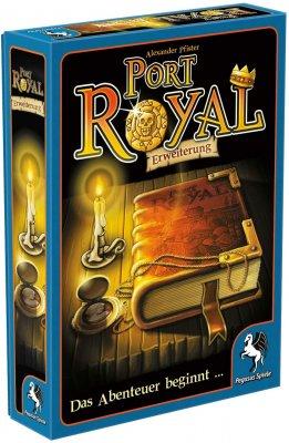 Port Royal - Erweiterung: Das Abenteuer beginnt...