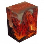 Ultimate Guard: Deck Case Lands Edition II - Mountain 80+