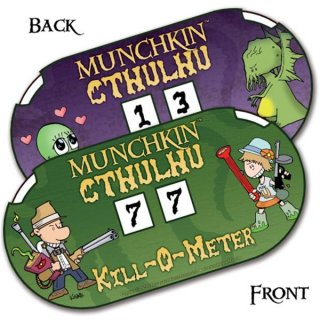 Munchkin Cthulhu Kill-O-Meter