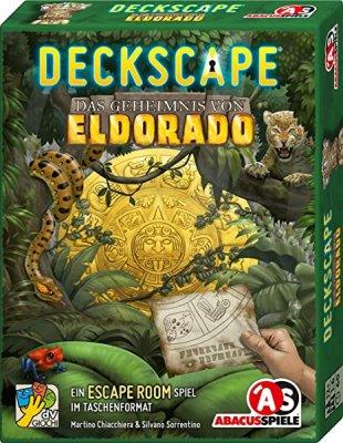 Deckscape - Das Geheimnis von Eldorado (DE)