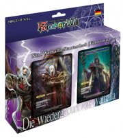 Force of Will - Neu-Walhalla-Starterdeck (Finsternis) DE