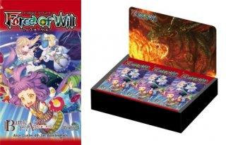 Force of Will - Battle for Attoractia: Alice Cluster (Chapter IV) - Booster Box (ENG)
