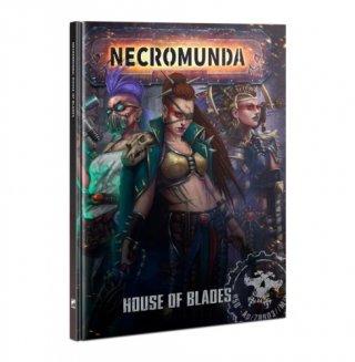 Necromunda: House of Blades Hardcover (ENG)