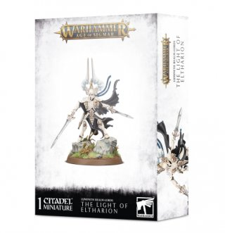 Warhammer Age Of Sigmar: Lumineth Realm-Lords - The Light of Eltharion