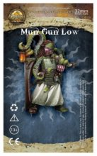 Enigma: Mun Gun Low - Black Moon Captain