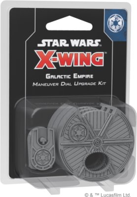 Star Wars: X-Wing 2. Edition - Galactic Empire Maneuver Dial Upgrade Kit