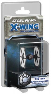 Star Wars: X-Wing: TIE Der Spezialeinheit Erweiterungs-Pack (DE)