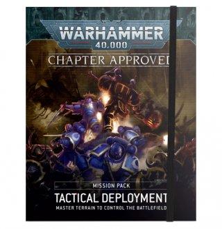 Warhammer 40.000: Missionspaket: Taktische Aufstellung (DE)
