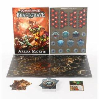 Warhammer Underworlds: Beastgrave – Arena Mortis (DE)