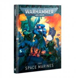 Warhammer 40.000: Space Marine Codex (DE)