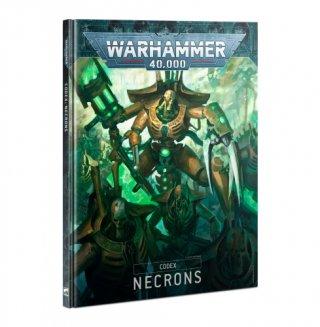 Warhammer 40.000: Necrons Codex (DE)