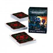 Warhammer 40.000: Space Marines Datakarten