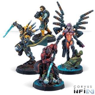 Corvus Belli Infinity: Betrayel Characters Pack