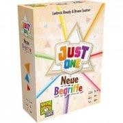 Just One - Neue Begriffe (DE)