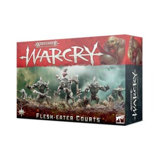Warhammer Age of Sigmar - Warcry: Flesh-Eater Courts