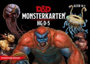 D&D: Monsterkarten HG 0-5