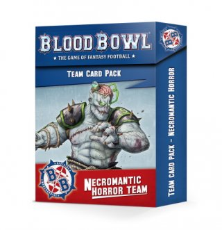 Blood Bowl - Necromantic Horror Team Card Pack