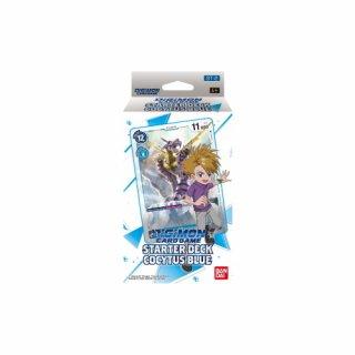 Digimon Card Game: Starter Deck Cocytus Blue (EN)