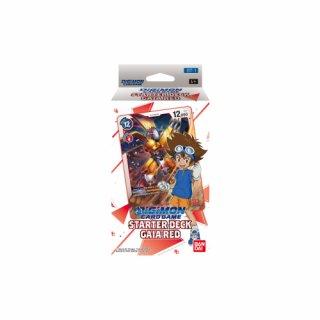 Digimon Card Game: Starter Deck Gaia Red (EN)