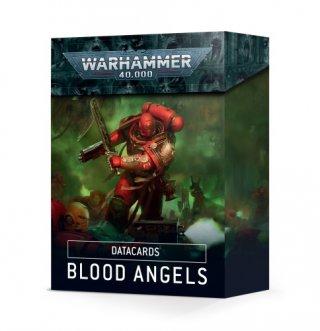 Warhammer 40.000: Blood Angels Datakarten (DE)