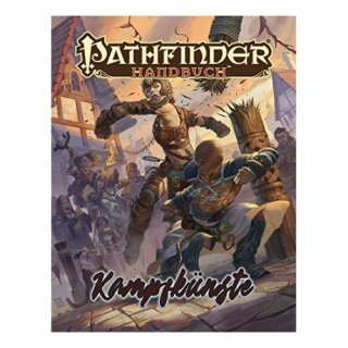 Pathfinder 1. Edition: Handbuch - Kampfkünste (DE)