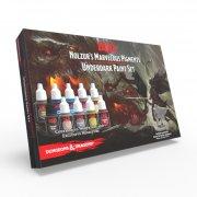 D&D: Nolzurs Marvelous Pigments Underdark Paint Set