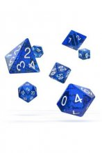 Oakie Doakie Dice: RPG Set Speckled Blue (7)