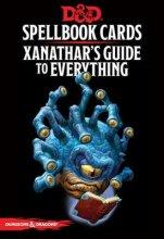 D&D: Zauberkarten Xanathars Ratgeber für Alles (DE)