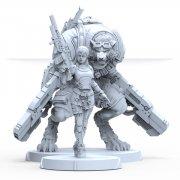 Corvus Belli: Infinity - Equipe Mirage-5