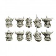 Spellcrow - Orcs Armoured Heads