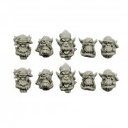 Spellcrow - Freebooters Orcs Heads (ver.2)