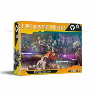 Corvus Belli: Infinity - Alephs Operations Action Pack