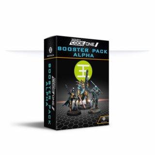 Corvus Belli: Infinity - Yu Jing Booster Pack Alpha