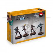 Corvus Belli: Infinity - Tunguska Cheerkillers Nomads
