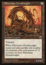 MTG - Phyrexianisches Schlachtschiff / Phyrexain...