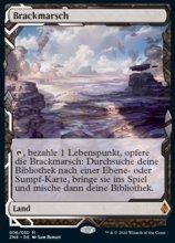 MTG - Brackmarsch / Marsh Flats (ZNE 006/030 DE NM)