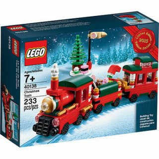 LEGO - Weihnachtszug/ Christmas Train (40138)