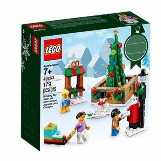 LEGO - Weihnachtsmarkt/ Christmas Town Square (40263)