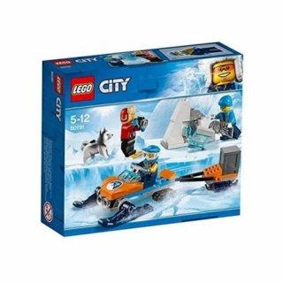 LEGO - City: Arktis-Expeditionsteam/ Arctic Exploration Team (60191)