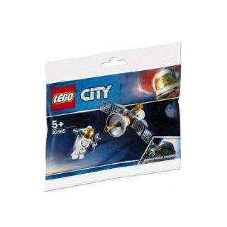 LEGO - City: Raumfahrtsatellit/ Space Satellite Polybag (30365)