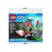LEGO - City: Go-Kart Fahrer/ Go-Kart Racer Polybag (30314)