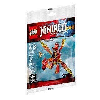 LEGO - Ninjago: Kais Minidrache/ Kais mini dragon Polybag (30422)